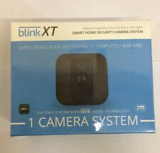 Blink XT Home Security 1 Camera System With Motion Detection Wall Mount HD NEW