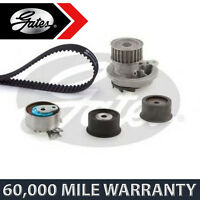 FOR VAUXHALL ASTRA 2.0 (2000-2010) GATES TIMING CAM BELT WATER PUMP KIT