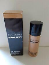 NIB bareMinerals BareSkin Brightening Serum Foundation, Bare sand 12, 1oz