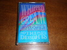 Whipped Cream CASSETTE & Other Delights NEW
