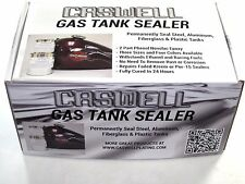 Caswell RED dragons blood Gas Tank Sealer repair kit motorcycles 10 gallon BMW