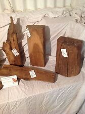 AWESOME RECLAIMED ANTIQUE ENGLISH OAK Hobby,Craft, Art Pieces - Small (Nos 1-7)