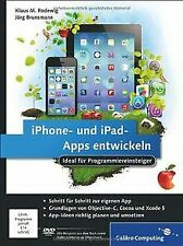 iPhone- und iPad-Apps entwickeln: Ideal für Programmiere...   Buch   Zustand gut