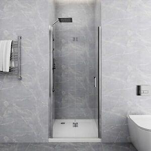 nischentür Falttür duschabtrennung Dusche duschtür schwingtür Nische NANO Glas