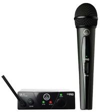 WMS40 ISM2 Akg Wireless Microphone , Handheld 864.375
