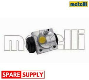 WHEEL BRAKE CYLINDER FOR SMART METELLI 04-0981 FITS REAR AXLE RIGHT