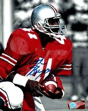 New listing Keith Byars Ohio State Buckeyes Signed 8x10