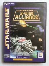 PC CD ROM - STAR WARS - X WING ALLIANCE