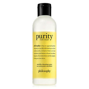 philosophy Purity Made Simple Oil Free Cleansing Oil For Face And Eyes New 174ml