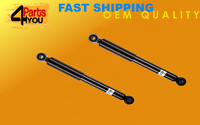 2x  REAR Shock Absorbers DAMPERS CITROEN C4 Picasso  Grand Picasso I