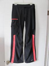 Nike Dri Fit Athletic Workout Dance Zumba Cargo Pants Small Sz 4-6 Black Pink