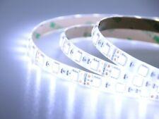 LED Strip HighPower 5m 300 LEDs wasserdicht IP63 warmweiss 12V Typ 5050 Streifen