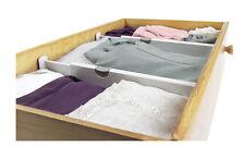 UPP Schubladenteiler stufenlos verstellbar/ Organizer/ Schubladen Trenner Wand