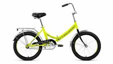 Arsenal City Folding Cycling Steel Frame Light Green / Gray  20 in.