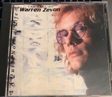 WARREN ZEVON Best Of A Quiet Normal Life LN CD Great Songlist