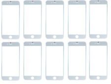 Lot of 10 Outer Glass Lens Screen for Apple iPhone 6 plus 6S PLus NEW Front 10X