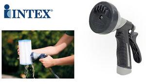 Genuine INTEX  Hydro-Stream Pool Spa Cartridge Filter Water Gun Nozzle Cleaner