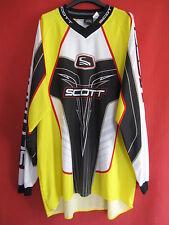 Maillot MOTO CROSS Racing SCOTT usa course enduro TBE- XXL