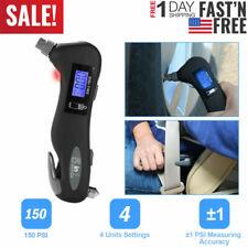 Digital LCD Tire Air Pressure Guage Meter Tester Tyre Gauge 150PSI For Car Truck
