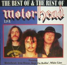 Motorhead(CD Album)The Best Of & The Rest Of-Action Replay-CDAR 1014-UK-New