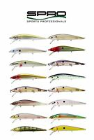 """Spro Mcstick 110 Suspending Jerkbaits 4 1/4"""" Bass, Walleye, Trout Fishing Lure"""