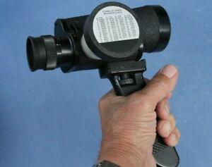 Enbeeco British TELE-CLINO Monocular & Inclinometer 7x50 in Mint Condition