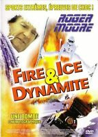 DVD Fire & Ice Dynamite Roger Moore Occasion
