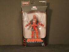 Marvel Legends Series DEADPOOL 6in Comic Version - BAF Sasquatch