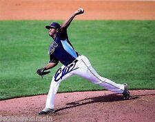 Enny Romero Tampa Bay Rays Top Prospect Signed 8x10 Photo with LOM COA er4