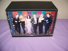 Friends - The Complete Series Collection (DVD, 2006, 40-Disc Set) In Wooden Box