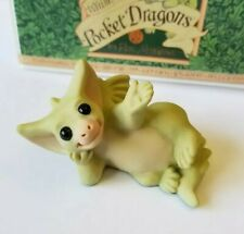 """""""Life is Good"""" Whimsical World of Pocket Dragons by Real Musgrave with Box"""