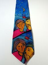 The Beatles Do You Want To Know A Secret Tie - 1991 - 100% Silk - Manhattan