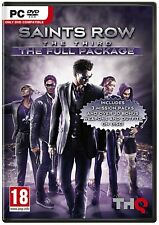 Saints Row The Third: The Full Package PC Game - Over 30 Bonus Weapons & Outfits