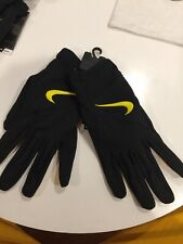 Nike Brazil Stadium Gloves. Adult Large Brand New Soccer / Football Brasil.