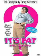 It's Pat...The Movie (DVD, 2003)   BRAND NEW