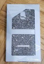 Original Samsung Swarovski Crystal Cover for Galaxy Note 4, Black