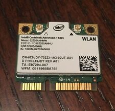 Intel Centrino Advanced-N 6205 Wifi WIRELESS CARD Dell LATITUDE E6420 0X9JDY