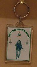 Royal Marines Commando key ring..