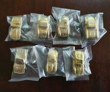 Galoob Micro Machines Gold Mail Aways X7