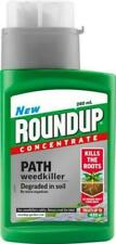 Roundup Fast Action Concentrate Weedkiller Kills the Roots 280ml