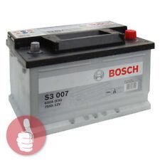 Original BOSCH S3 Starterbatterie S3 007 12V 70Ah 640A