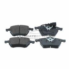 Seat Toledo 2.0 TDI Front Rear Brake Pads Discs Set 287mm 255mm 140BHP 1ZE MPV