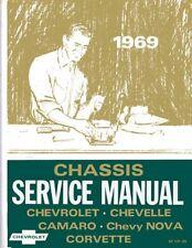 repair manuals literature for 1969 chevrolet camaro ebay rh ebay com 1967 camaro repair manual free download 1970 Camaro