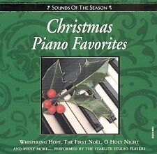 Christmas Piano Favorites 2001 by Starlight Studio Players . Disc Only/No Case