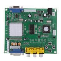 NEW Arcade Game RGB/CGA/EGA/YUV to VGA HD Video Signal Converter Board GBS8200