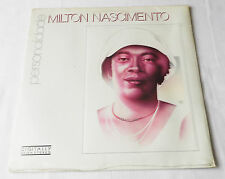 Milton NASCIMENTO Personalidade BRAZIL LP PHILIPS (REMASTERED-1987) SEALED