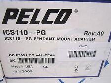 Pelco ICS110-PG Pendant Mount Adapter  NEW