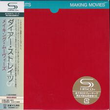 DIRE STRAITS, MAKING MOVIES, NUMB LTD ED SHM-CD, JAPAN 2008, UICY-93729 (NEW)