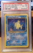 Neo Revelation PSA Pokémon Individual Cards with Holo