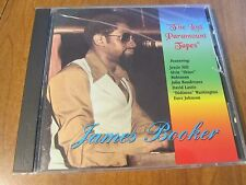 Lost Paramount Tapes by James Booker (CD, Jul-2007, DJM Records)